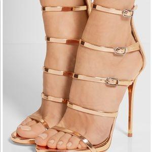 Brand new never worn GUISEPPE ZANOTTI sexy heels.